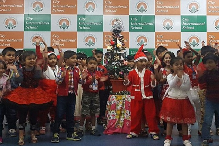 City International School-Christmas-Celebrations