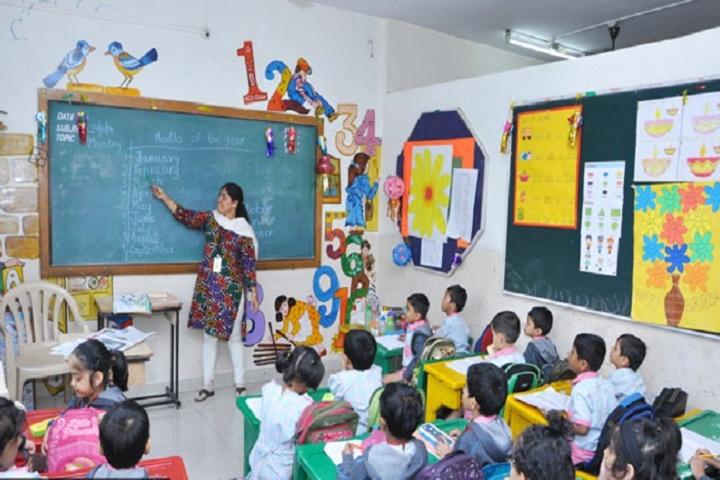 City International School-Class-Room