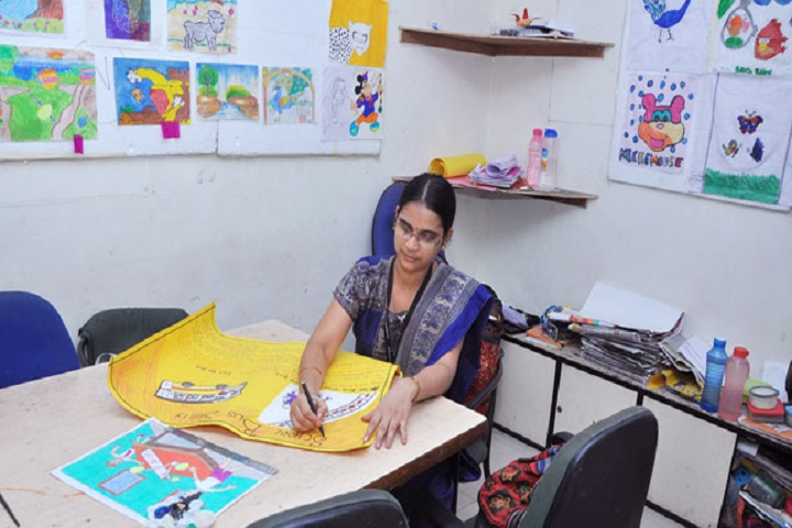 City International School-Drawing Room