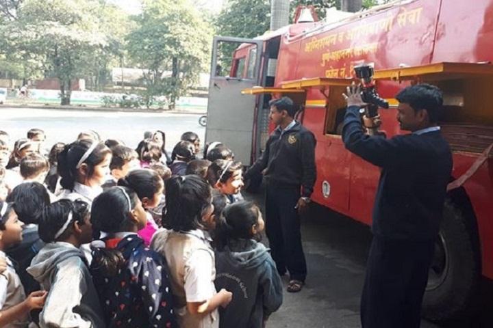 City International School-Fire Station