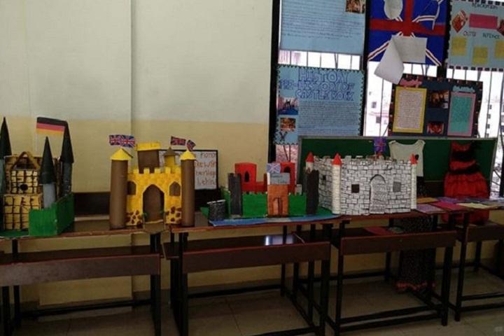 City International School-ISA-Exhibition