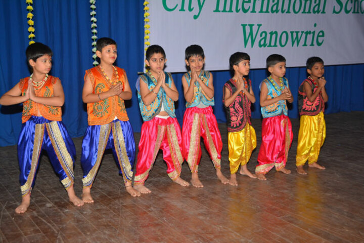 City International School-Annual Day