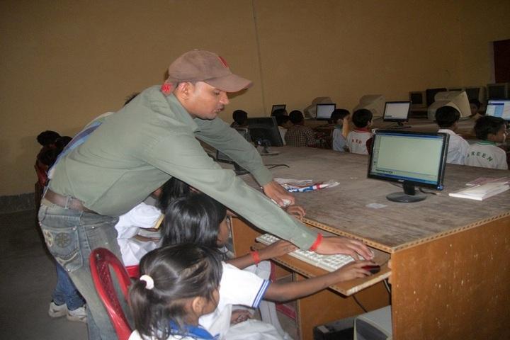 Children s Garden School-Computer Lab