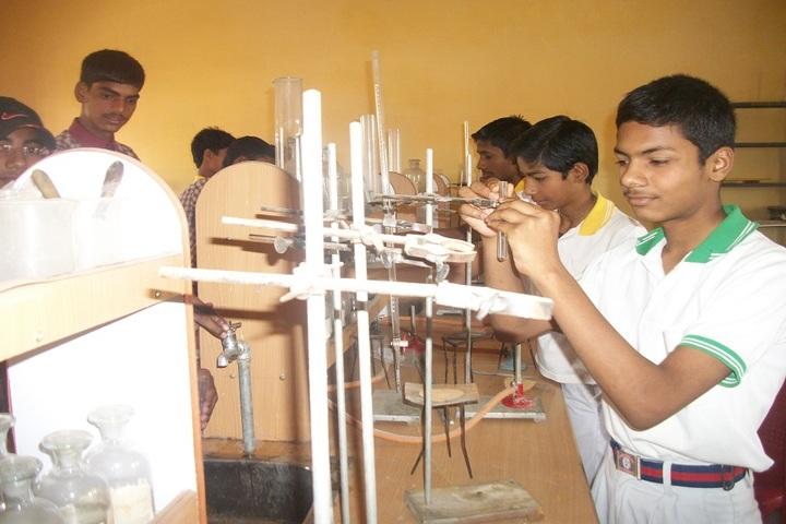 Children s Garden School-Physics Lab