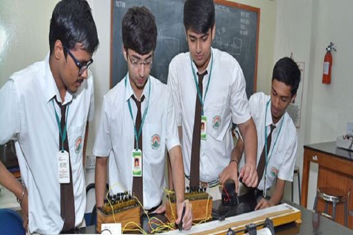 City International School-Physics Lab