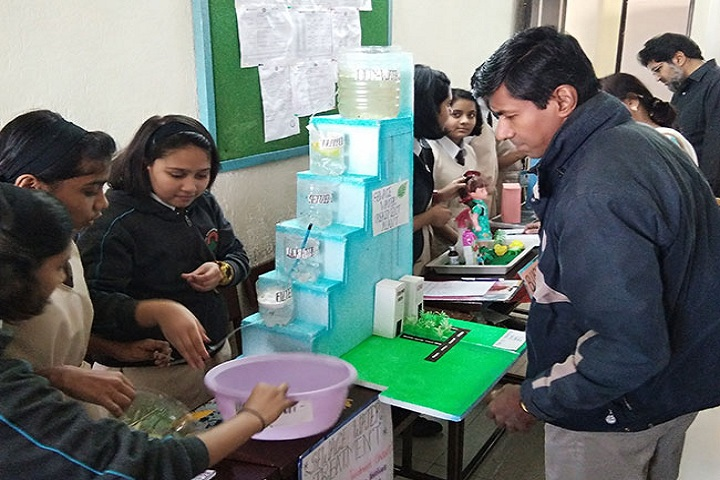 City International School-Science Exhibition