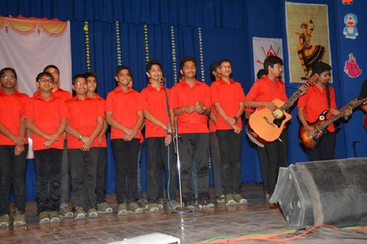 City International School-Music
