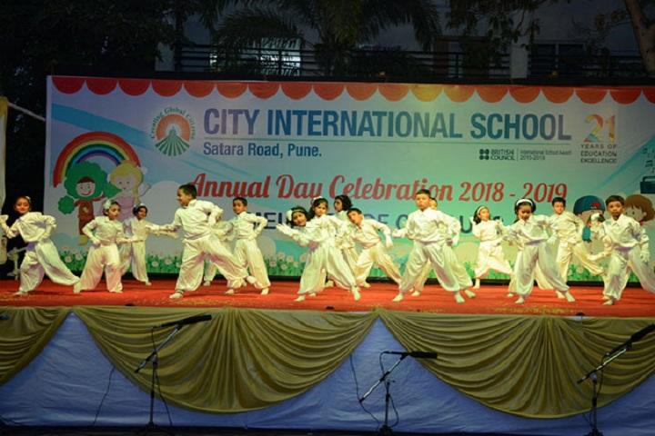 City International School-Annual Day