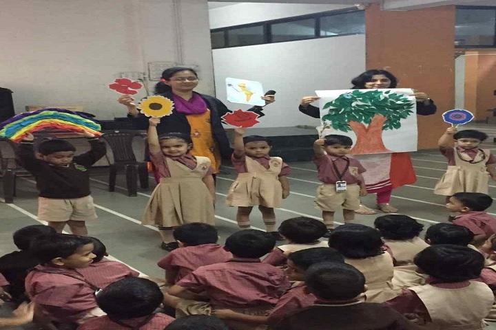 City International School-Activities