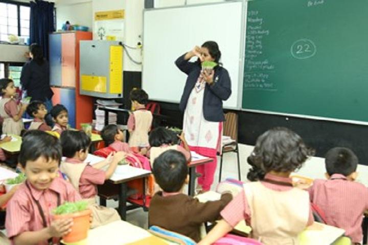 City International School-ClassRoom