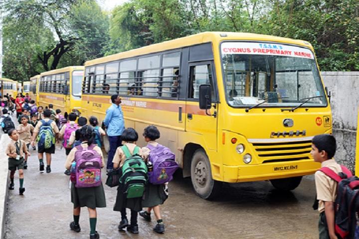 Cygnet Public School New Narhe-Transport