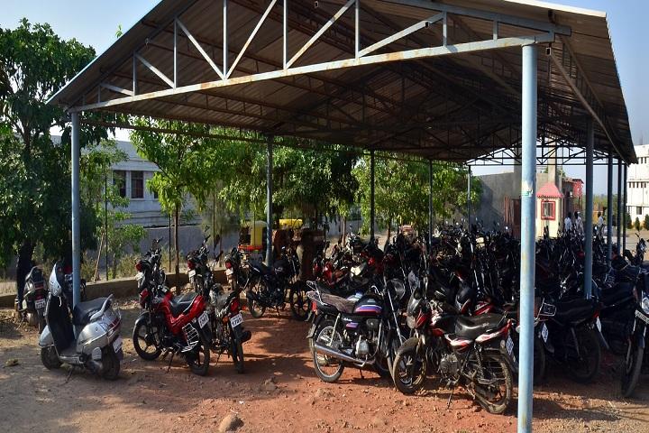 Dattakala Shikshan Sanstha-Parking Facility