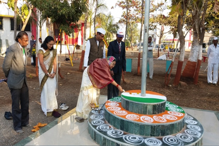 Daulati International English Medium School-Republic Day