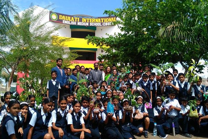 Daulati International English Medium School-Educational Tour