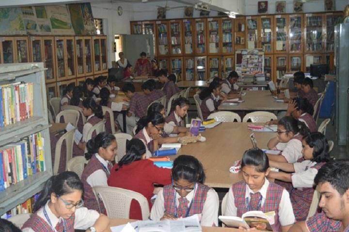 DAV Public School-Library