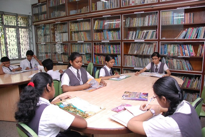DAV Public School-Library