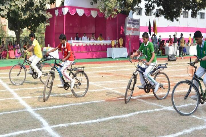 Christ Church Diocesan School-Cycle Ridng