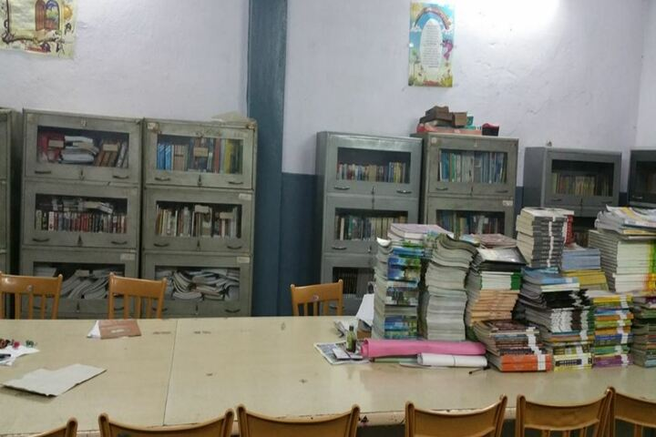 Christ Church Diocesan School-Library