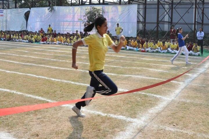 Christ Church Diocesan School-Running