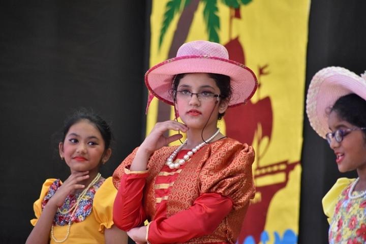 Delhi Public School-Acting