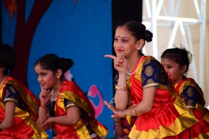 Delhi Public School-Cultural Program