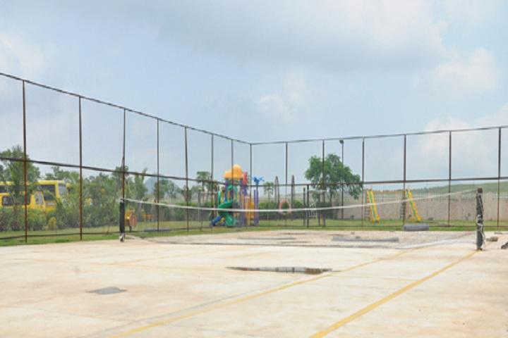 Delhi Public School-Lawn Tennis