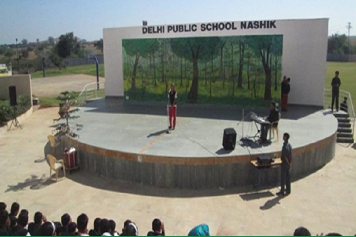 Delhi Public School-Open Theatre