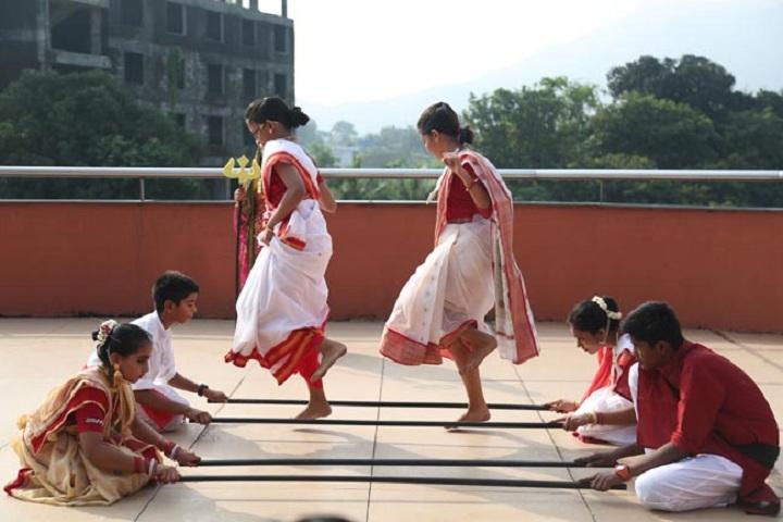 Delhi Public School Panvel-Dance