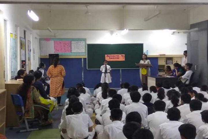 Delhi Public School Panvel-Declamation Competition
