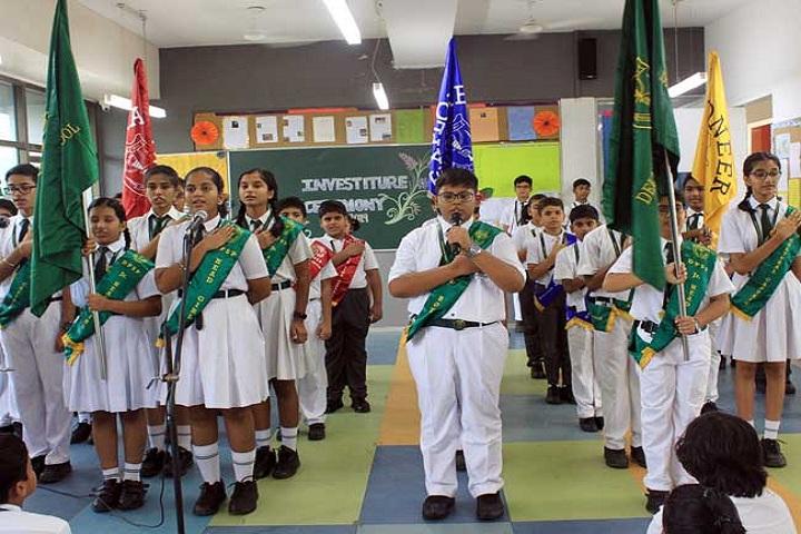 Delhi Public School Panvel-Investiture Ceremony