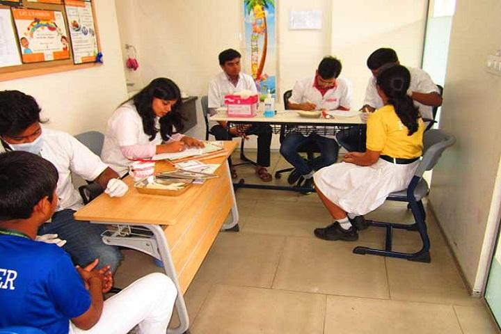 Delhi Public School Panvel-Medical Checkup