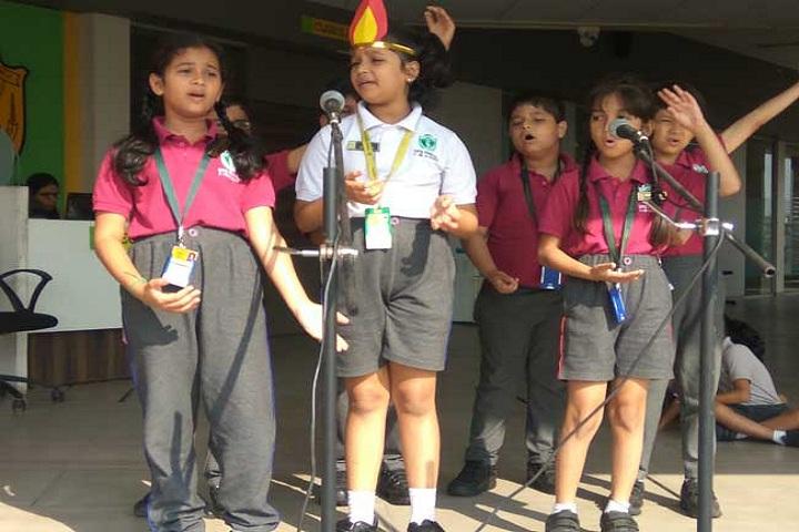 Delhi Public School Panvel-Singing