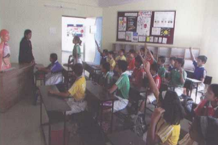 Deogiri Global Academy-Classroom