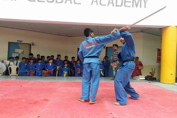 Deogiri Global Academy-Karate