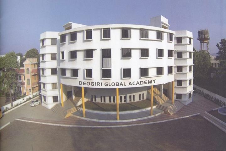 Deogiri Global Academy-School Building