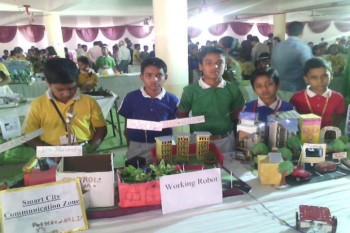 Deogiri Global Academy-Science Exhibition