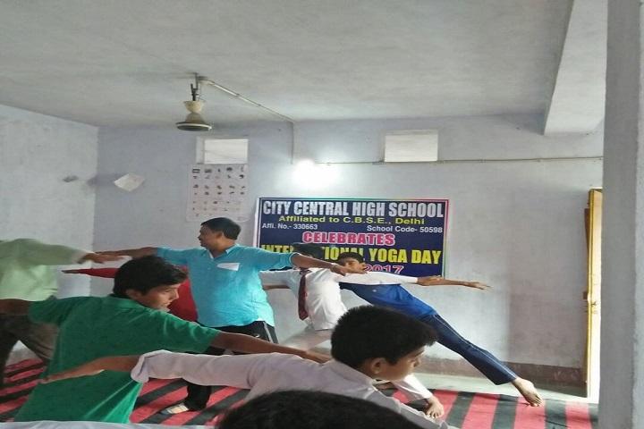 City Central High School-Yoga