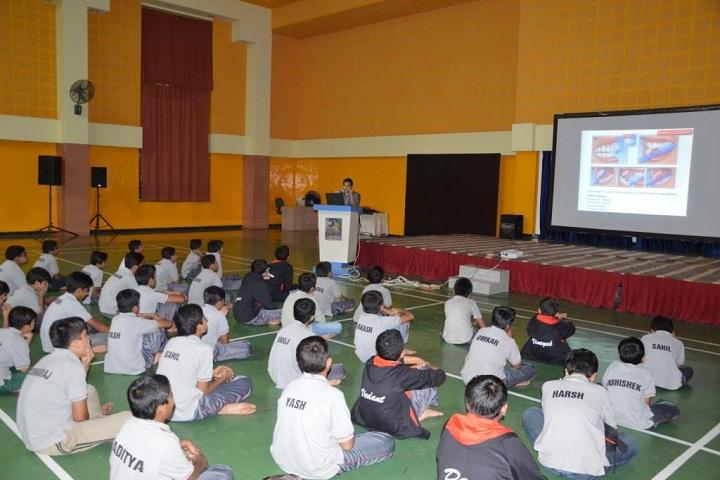 Dhruv Academy-Auditorium