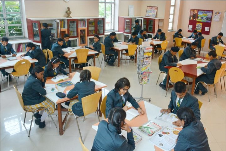 Dhruv Academy-Library
