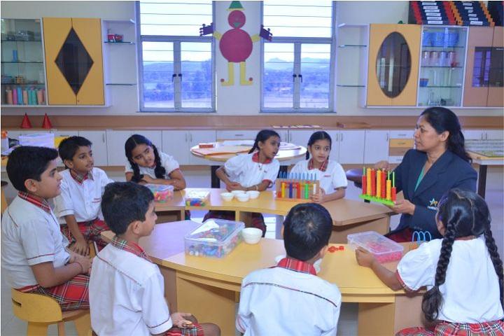Dhruv Academy-Maths Lab