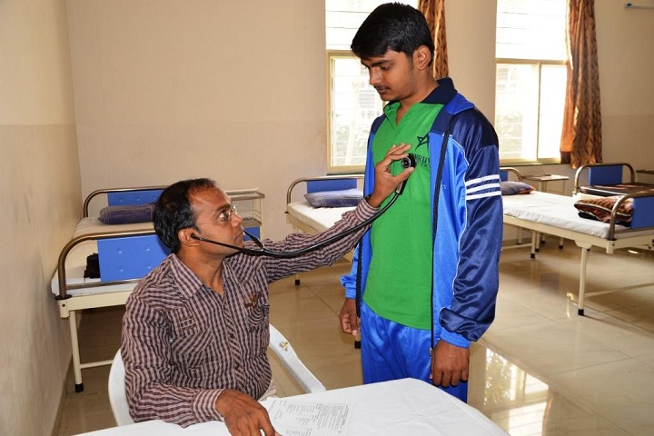 Dhruv Academy-Medical Checkup
