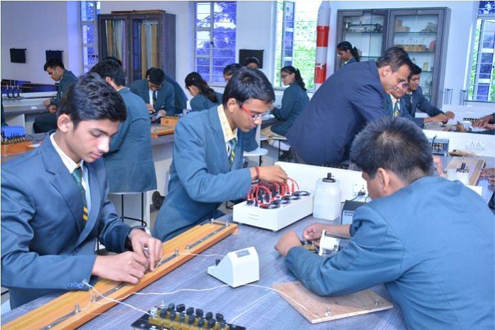 Dhruv Academy-Physics Lab