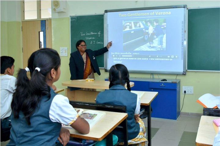Dhruv Academy-Smart Class