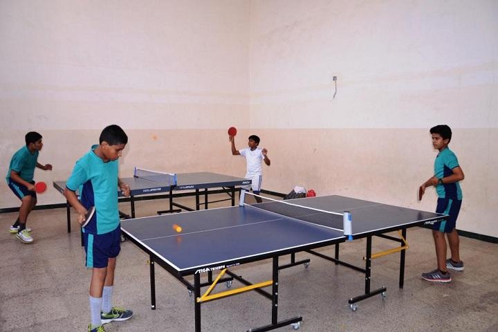 Dhruv Academy-Table Tennis