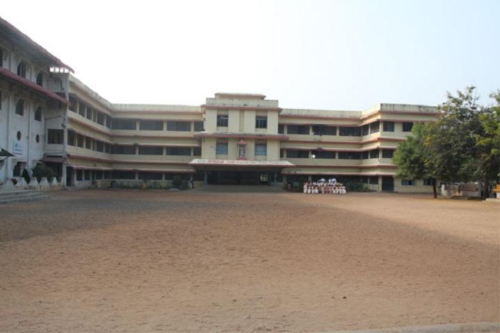Dilsagram Convent English Medium School-Campus View