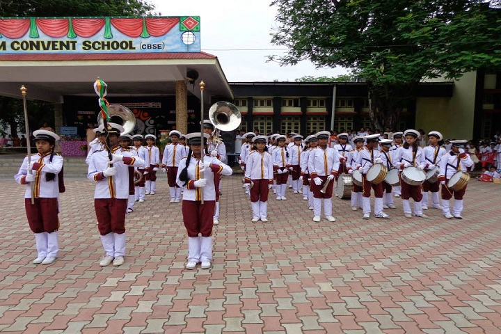 Dilsagram Convent English Medium School-Independence Day
