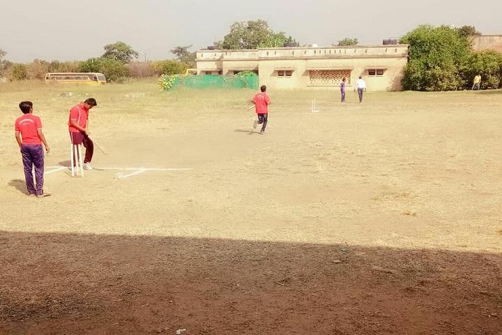 Divine Providence School-Cricket