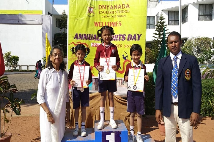 Dnyanada English School-Achievement