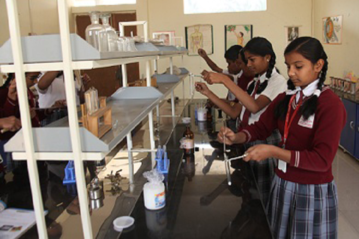 Dnyandeep International School-Laboratory