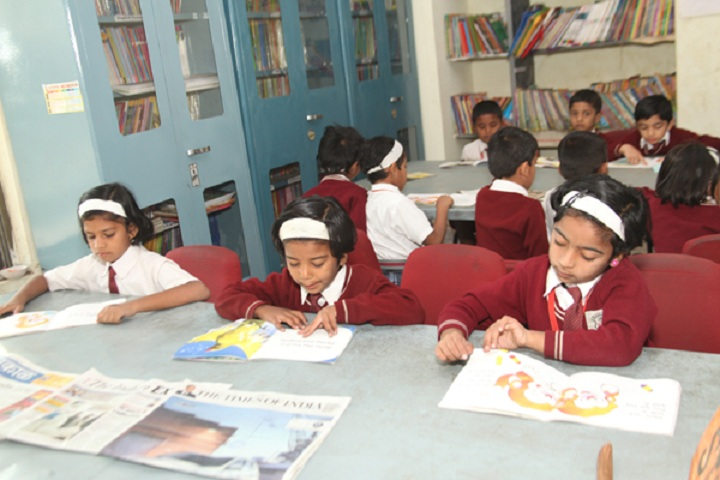 Dnyandeep International School-Library